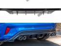 Difuzor bara spate Ford Focus Mk4 ST-Line 2018- v19