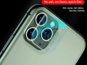 Folie Sticla Protectie Camera - Iphone 11/11 PRO/11 PRO MAX
