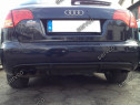 Difuzor bara spate Audi A4 B7 RS Avant 2005-2007 v1
