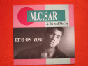 Vinil M.C.Sar&The Real McCoy-It's On You (Maxi-Single)