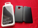Husa Flip Wallet Originala Samsung Galaxy J6 Noua,Activa