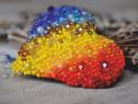 Brosa inima tricolora, brosa inima, brosa tricolor