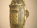 B133-I-Maner usa Franta secol 17 bronz masiv heraldica...
