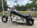 Motocicleta electrica Mini Harley Davidson