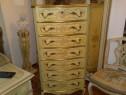 Saptamanal/comoda cu 7 sertare baroc venetian,vintage