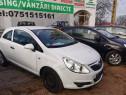 Opel Corsa D 1.0 Benzin-2010--Finantare rate