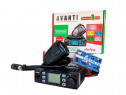Statie Radio CB AVANTI Delta reglabila 4w -> 15W Autosquelch