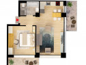 Apartament 2 Camere+loc de parcare -Mamaia Nord-200m de Loft