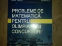 Probleme matematică pentru olimpiade și concursuri