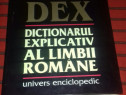 DEX Dictionarul explicativ al limbii romane