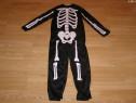 Costum carnaval serbare schelet pentru copii de 6-7 ani