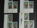 """3 serii timbre """"Arhitectură tradițională"""" - 1989"""