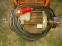 Motor electric 5,5kw, 900rpm,220/380, (Y/Delta), românesc, c