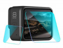 Folie protectie sticla gopro hero 8, tempered glass, protect
