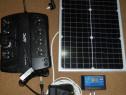 Energie gratis, panou/controler/sursa