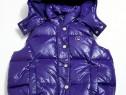 Vesta outdoor Beneton cu puf, mărimea M (7-9 ani) sau 130 cm
