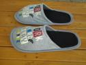 Work Hard & Play Harder - slapi papuci copii mar. 35
