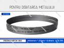Panza 3400x27x3/4 fierastrau metal PROMA MPCM 350 banzic