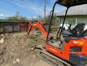 Servicii mini excavator