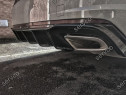 Difuzor bara spate Skoda Octavia Mk3 Rs HB Estate 13-19 v6