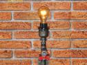 Lampa aplica mica steampunkdesigncj, lampa steampunk