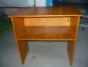 Birou lemn lăcuit,comodă TV,dimensiuni 42x80x80
