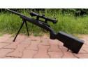 Pusca sniper AWP PUTERNICA 4 JOUL / AIRSOFT Cu Aer Comprimat