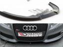 Prelungire splitter bara fata Audi A4 RS4 B7 2006-2008 v10