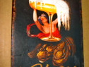B611-Reclama Sampanie Budapesta Cheers Noroc-Club-Bar-Rest.