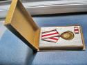 V-7666- 7667-2 Medalii RSR: 23 August 1944-1964 stare buna.