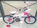 """Aluminium MoonDust Coyote - bicicleta copii 16"""" (6-8 ani)"""