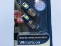 Set 2 Becuri autocu LED Philips X-Treme W5W, 12V, 6W, 6000K