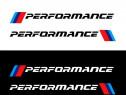 Embleme M Performace Sticker pentru BMW