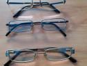 Trei perechi de ochelari de vedere