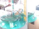 Mobilier sticla corai