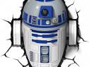 Lampa De Perete Star Wars R2D2