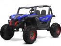Utv electric kinderauto rocker premium 210w 24v #albastru