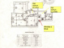 Spatiu / apartament, demisol, trei camere zona centrala