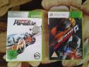 Xbox 360, need for speed, burnout paradise jocuri