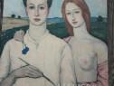 Album de arta pictura atelierul modelul pictorul