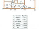 Bdul Ghencea 24,et 4/8,bloc 1985, 53 mp, apartament 2 camere