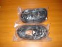 Cabluri audio 2x RCA la 2x RCA lungime 5m ecranate + fir