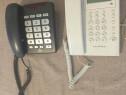 3 Telefoane fixe RDS cu afisaj Lcd,unul ptr nevazatori