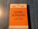 Istoria Romaniei intre anii 1918- 1981 Aron Petric