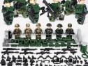 Set 6 Minifigurine tip Lego SWAT Blade Attack Team