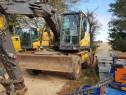 Excavator Volvo EW140C