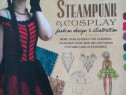 Super carte design vestimentar costumatie steampunk