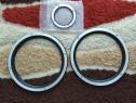 Inele ornament Unitra (aluminiu)