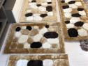 Set 4 bucăți carpete impecabile