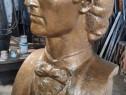 Bust Mihai Eminescu, bust bronz Mihai Eminescu